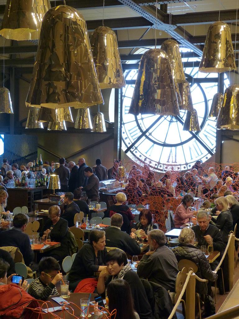 Musée dOrsay, restaurant