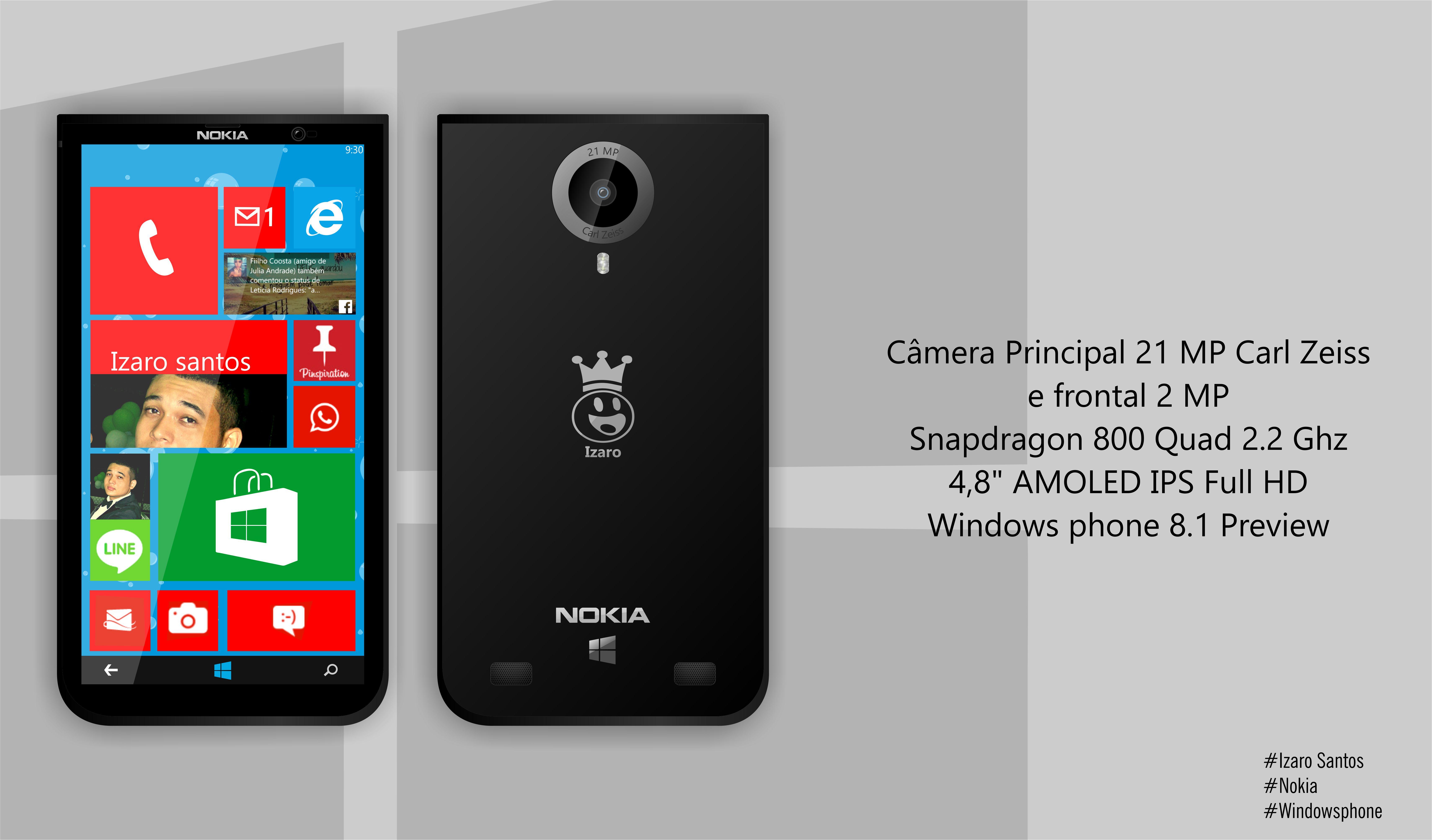 Nokia Martini, chiếc WP8.1 sắp được ra mắt có tên thương mại là Lumia 930? - 11548
