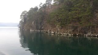 十和田湖・遊覧船