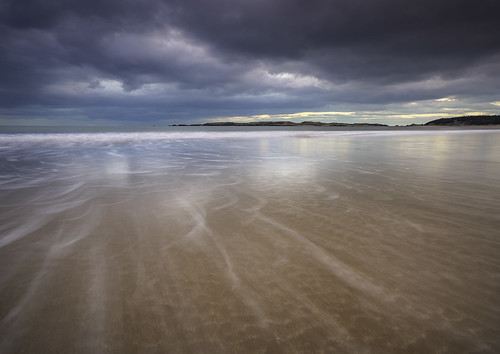 longexposure sunset sea cloud seascape beach water wales clouds landscape coast sand day cloudy anglesey newborough