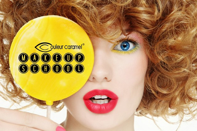 Make up school - Yellow-Black