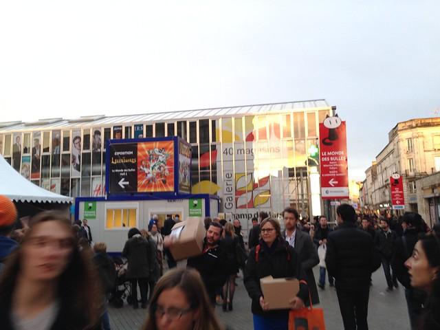 Festival de la BD d'Angoulême 2014