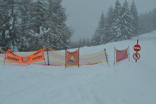 Südtirol versinkt im Schnee