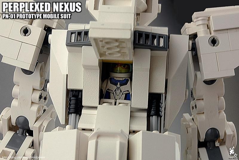 0011 LEGO GUNDUM TYPE-PN-01