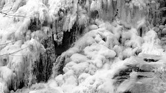 Frozen Waterfall Details