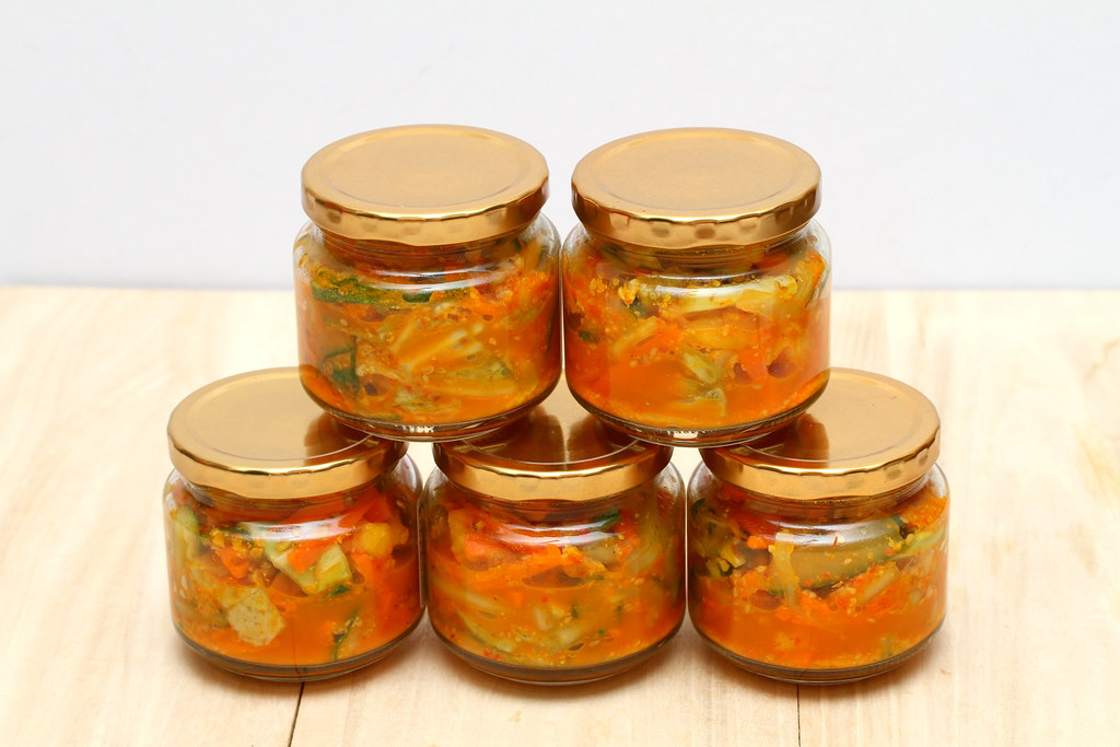 Achar Recipe: Achar Packed in Bottles