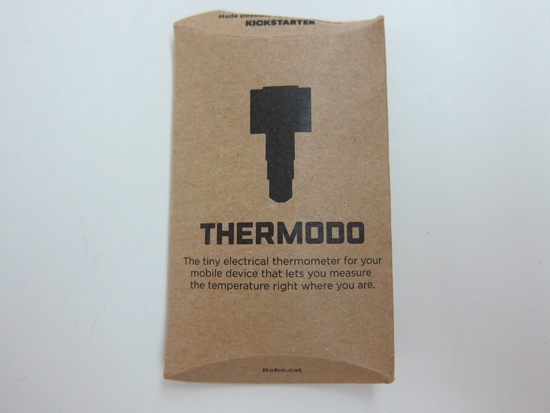 Thermodo - Packaging Front