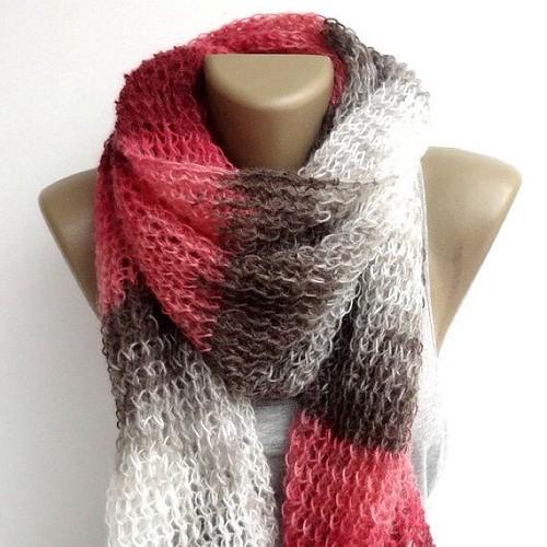 #scarf #scarves #accessories  www.etsy.com/shop/senoaccessory by seno_ada