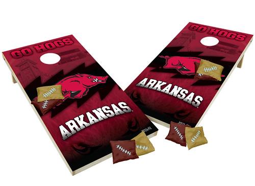 Arkansas Custom Cornhole Boards XL