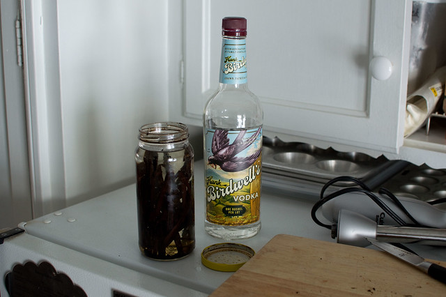 more vanilla extract