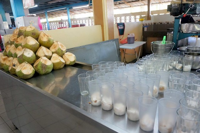 Mee Sotong Penang & Coconut Shake - (Halal) at Padang Kota (Esplanade) -010