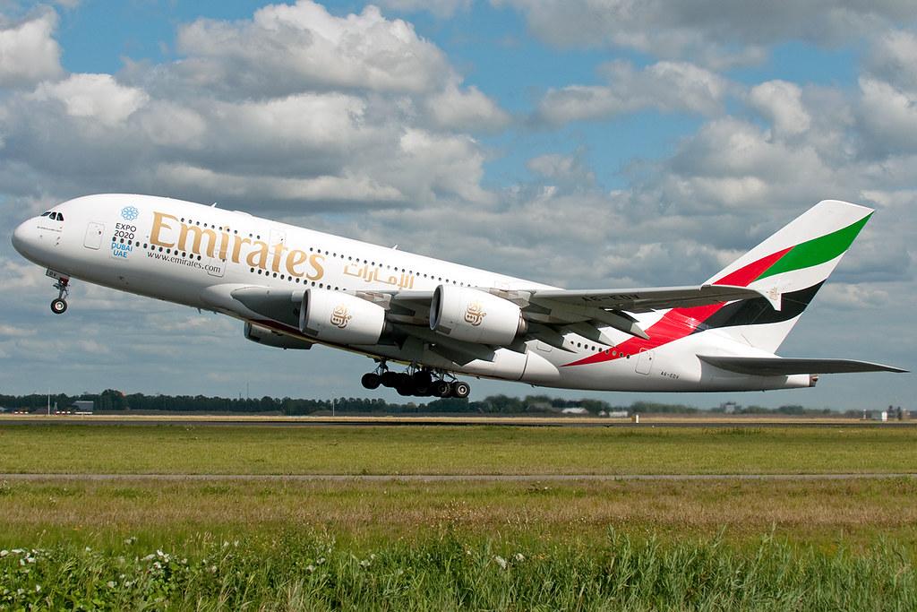 A6-EDV - A388 - Emirates