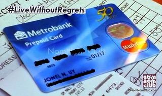 Metrobank Prepaid Card