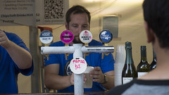 Canberra Brewers Inc. posted a photo:	Images from the Canberra Brewers stall at Canberra's Multicultural Festival.