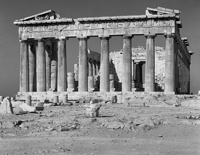 017-0139-04 Athens Acropolis Parthenon