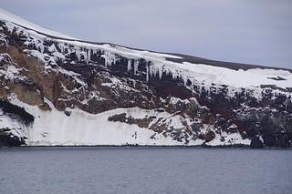 413 Deception Island - bij Neptunes bellow