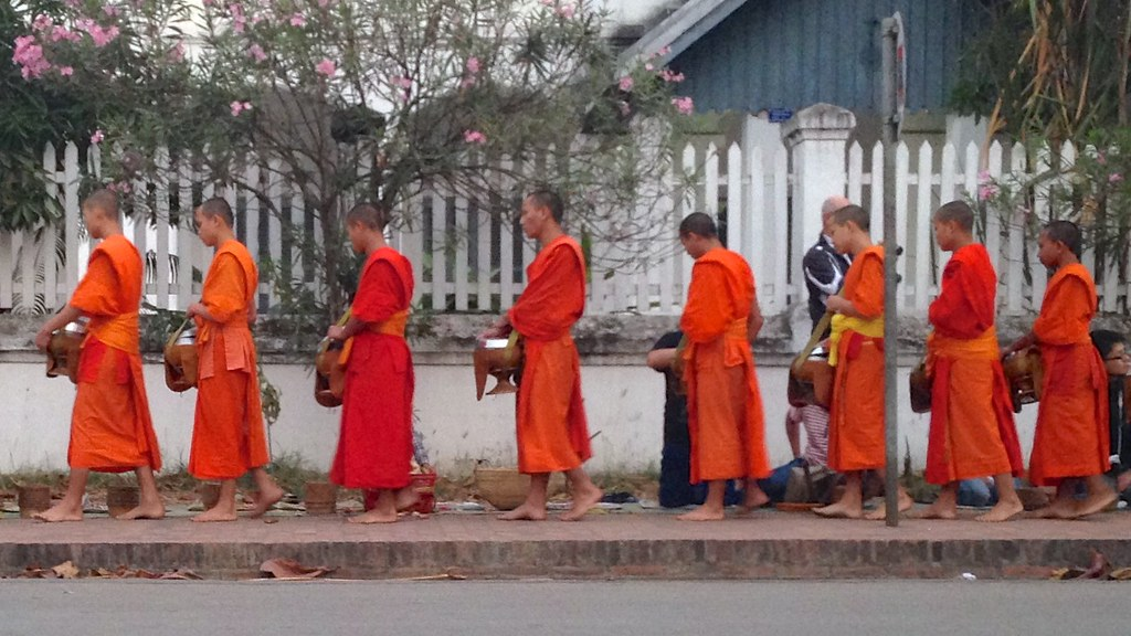 Luang Prabang, Laos. 15