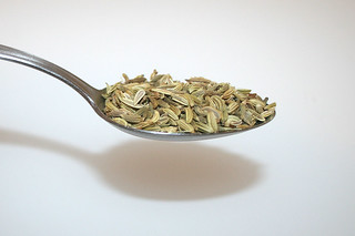 09 - Zutat Fenchelsamen / Ingredient fennel seeds