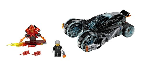 LEGO Ultra Agents 70162