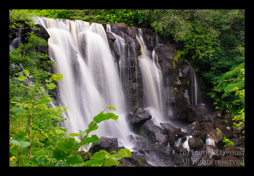 Mull waterfall