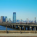 hudson river walkway, jersey city