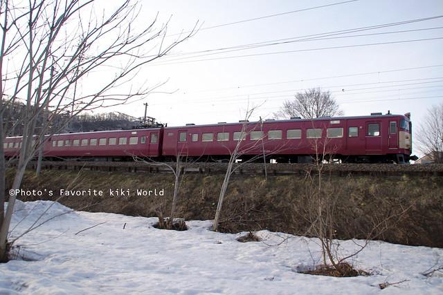 函館本線 普通列車