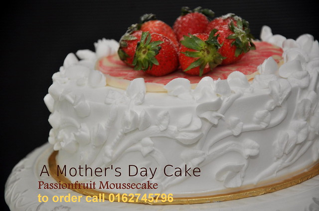 Mother's Day Cake 4