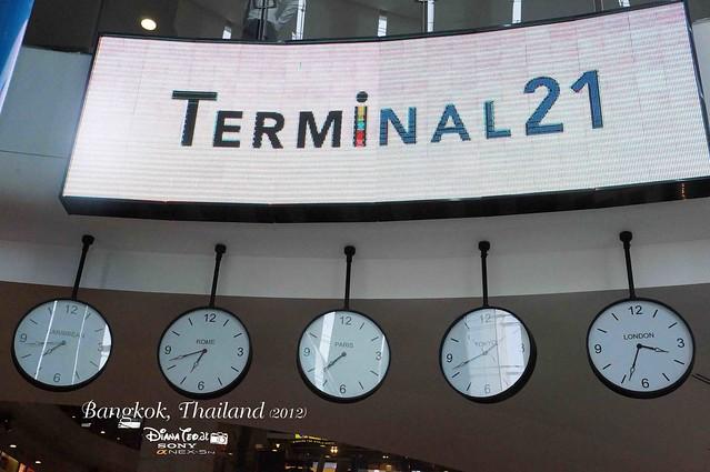 Day 2 Bangkok, Thailand - Terminal 21 02