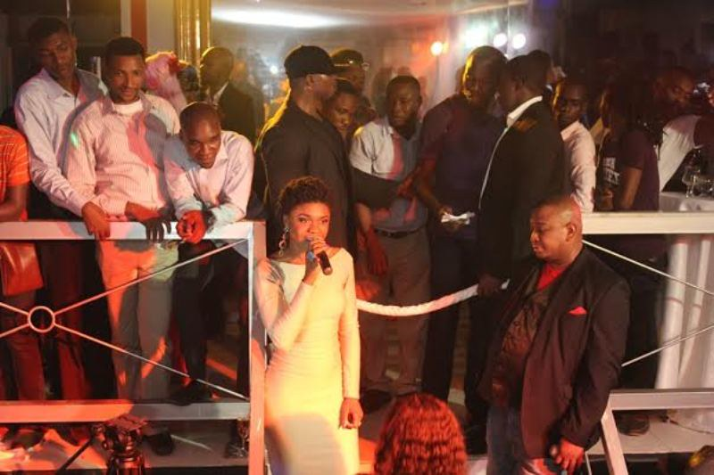 Becca' 'Move' video premiere in Lagos