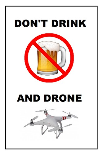 New Jersey: Don't Drone While Drunk