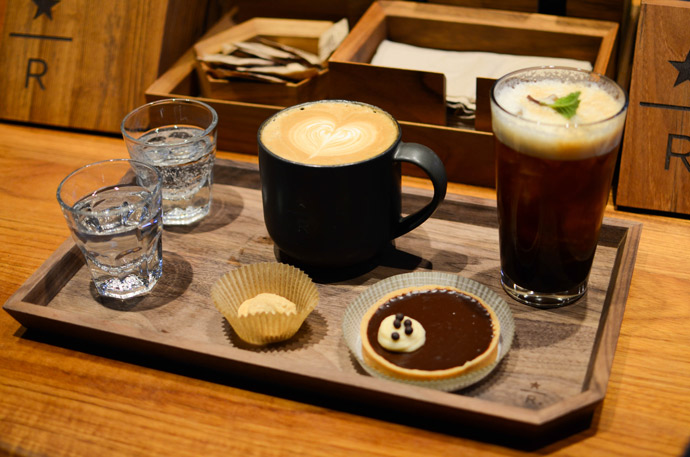 starbucks, starbucks reserve roastery, seattle, coffee