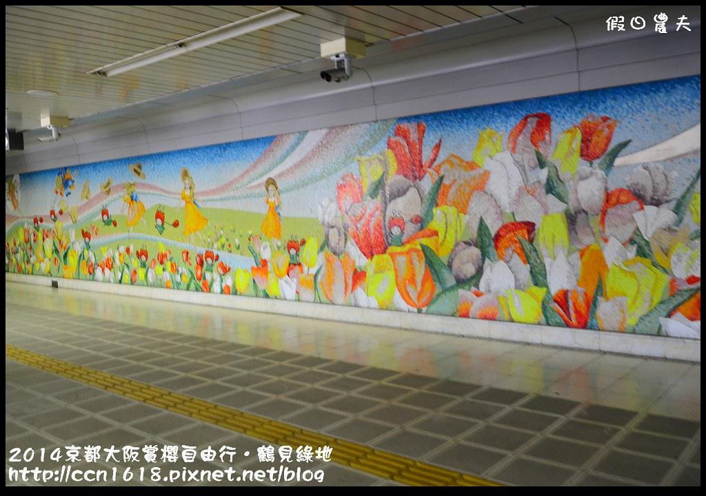 2014京都大阪賞櫻自由行.鶴見綠地DSC_1162