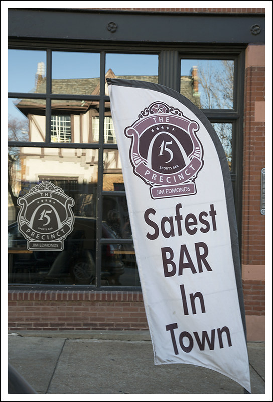 The Safest Bar In Town