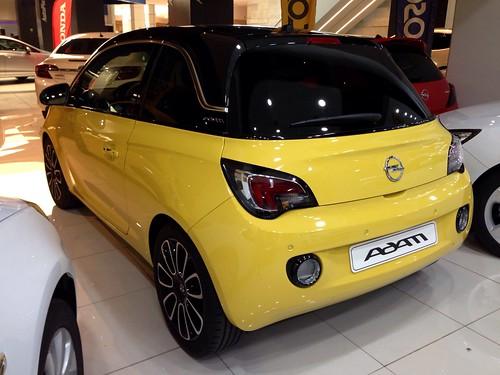 Opel Adam - Santiago, Chile