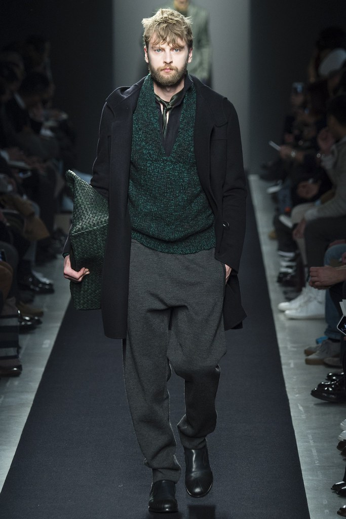 FW15 Milan Bottega Veneta034(VOGUE)