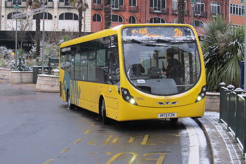 SC853 Yellow Buses