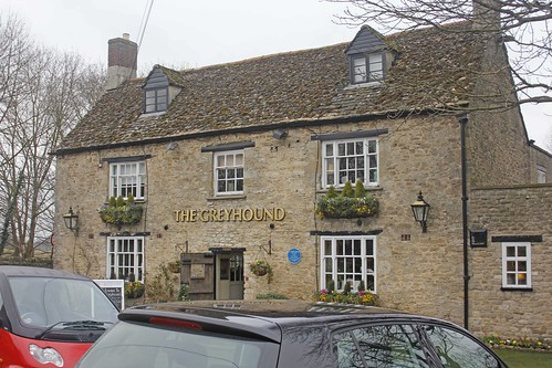 The Greyhound, Besselsleigh