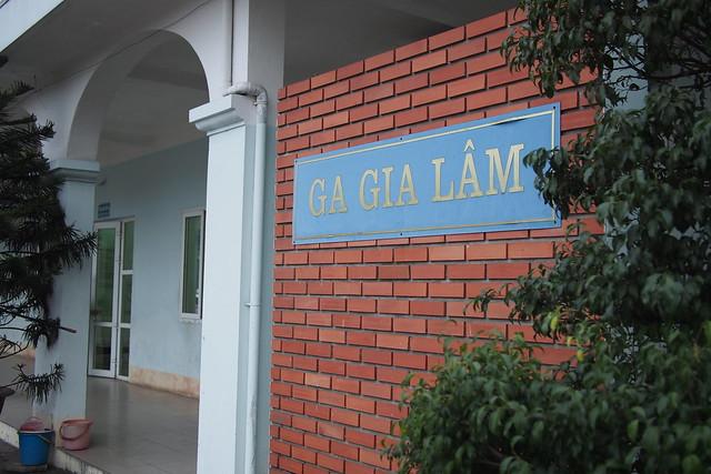 Ga Gia Lam, Hanoi, Vietnam