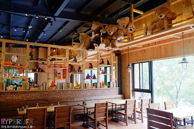 16354586826 b517e0eac2 z - 南瓜屋魔女露露的廚房 - 環境非常棒的台中勤美草悟道旁義式餐廳