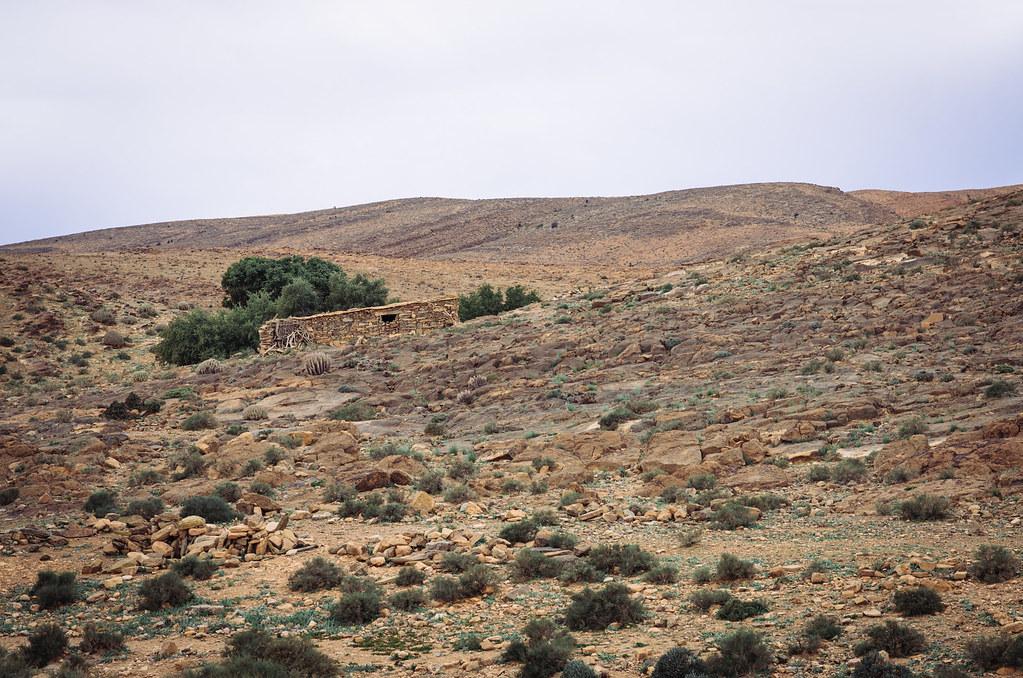 Trek sans guide au Maroc - 5 jours dans l'anti-Atlas - Une maison