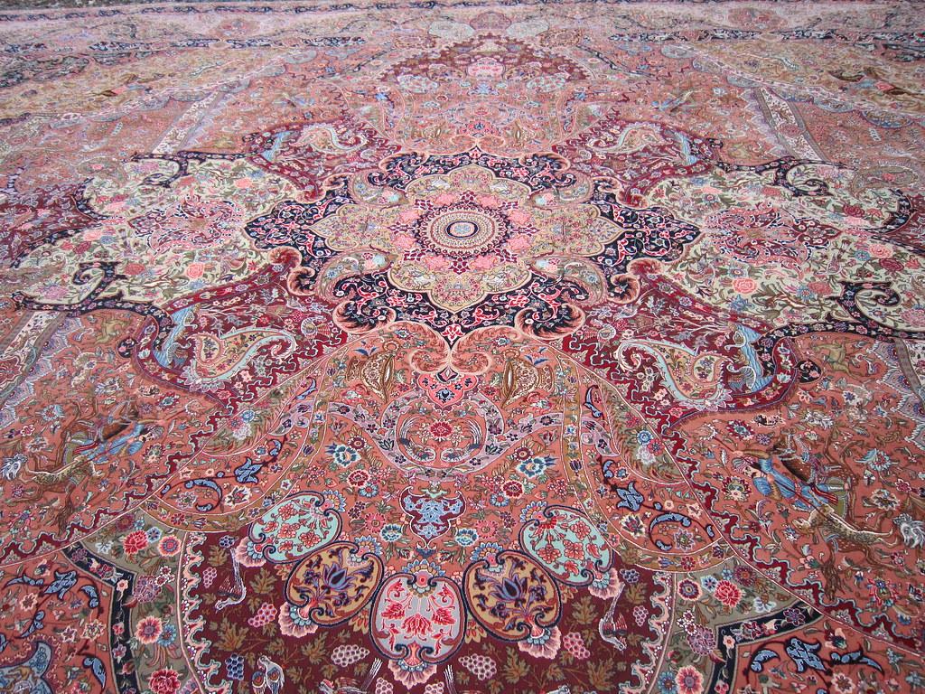 Tabriz Fine Oversize 5x8 - 16x27 Khiabani Design (3)