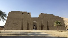 Marvel at the Medinat Habu - Things to do in Luxor