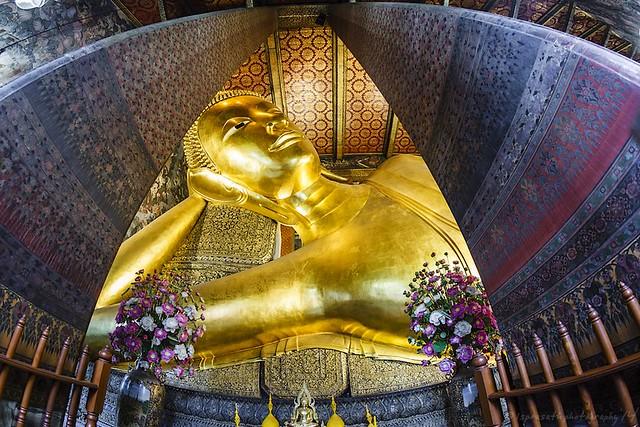~ Reclining Buddha ~