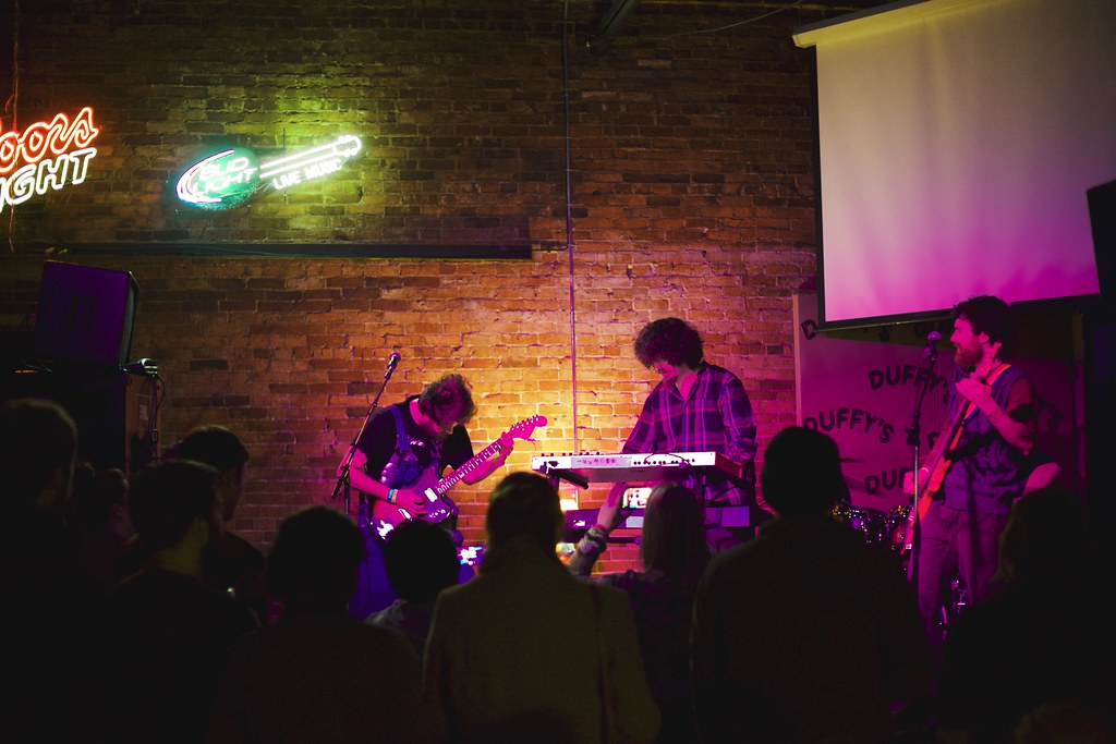 Thundersandwich at Duffy's Tavern for Lincoln Exposed | Feb. 7, 2015
