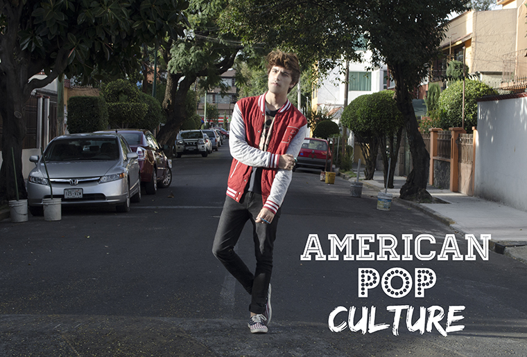American Pop Culture Outfit
