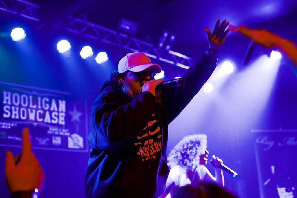 Jimmy Hooligan - Hooligan Sendoff at The Waiting Room | Feb. 12, 2015
