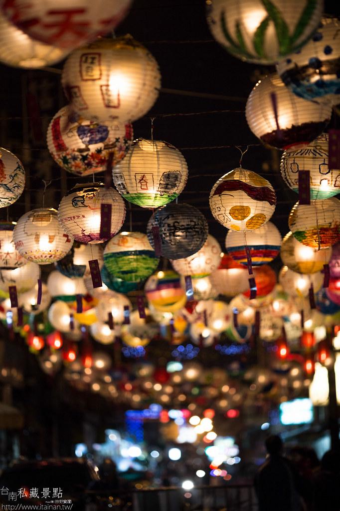台南私藏景點-普濟殿燈會 (16)