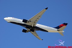 Delta Air Lines A330-223 [N852NW]