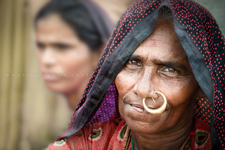 Ring. Kutch, Gujarat (India)