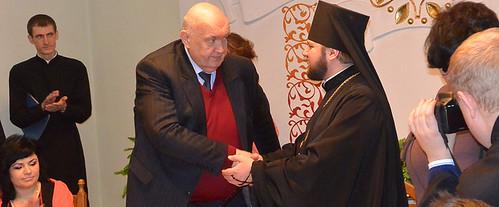 Постоловський таархієпископ Іларіон домовилися про співпрацю